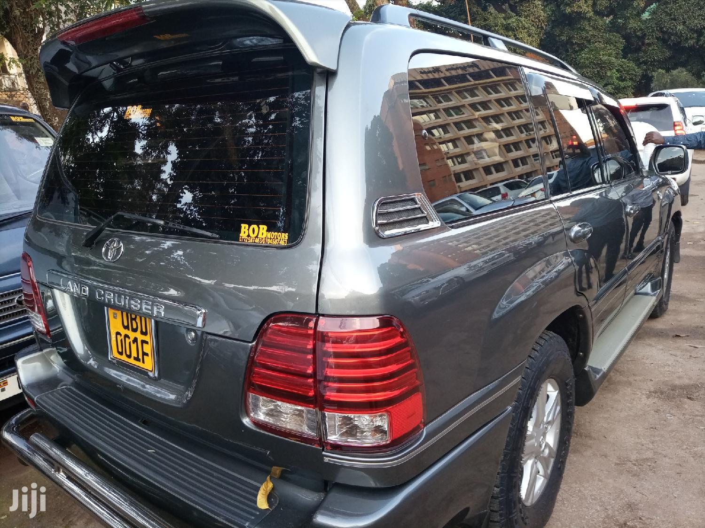 Toyota Land Cruiser 2004 Gray | Cars for sale in Kampala, Central Region, Uganda