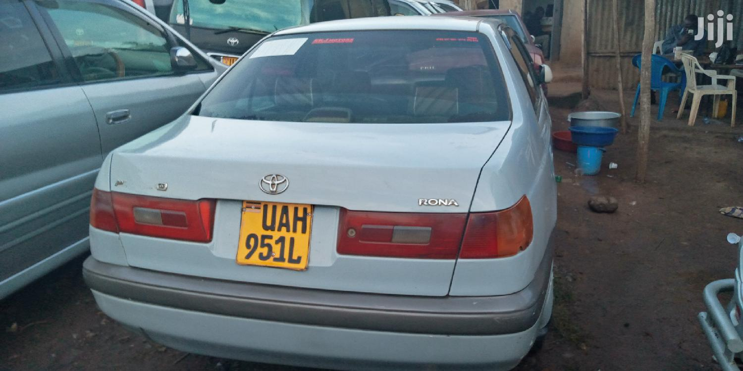 Toyota Premio 1998 White | Cars for sale in Kampala, Central Region, Uganda