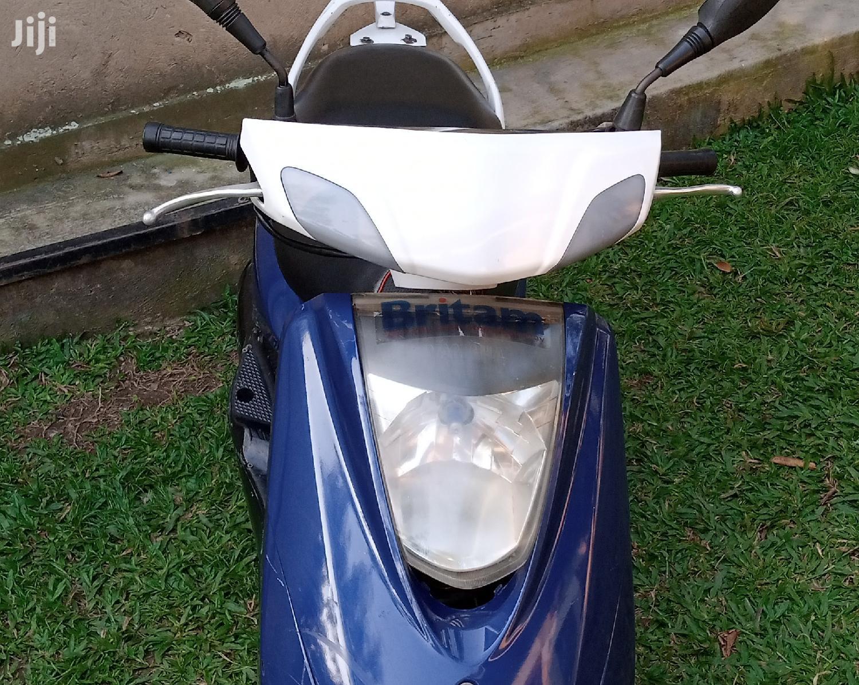 Archive: Yamaha 1999 Blue
