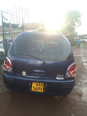 Toyota Spacio 2000 Blue | Cars for sale in Central Region, Kampala