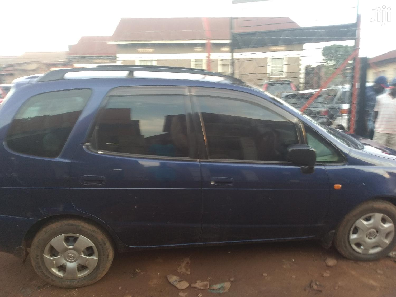 Toyota Spacio 2000 Blue   Cars for sale in Kampala, Central Region, Uganda