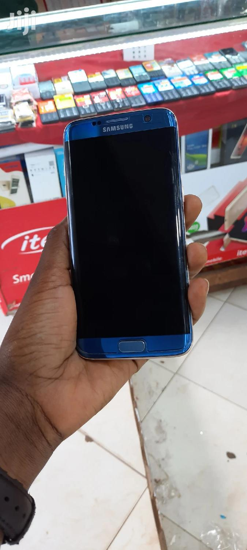 Samsung Galaxy S7 edge 64 GB Blue