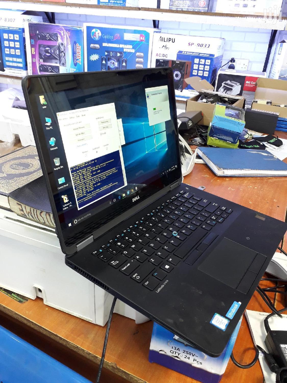 Archive: Laptop Dell Latitude 14 E7470 8GB Intel Core i5 SSD 256GB