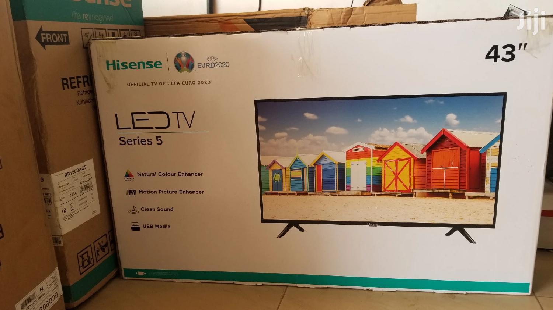 Hisense TV Flatscreen Screen 43 Inches
