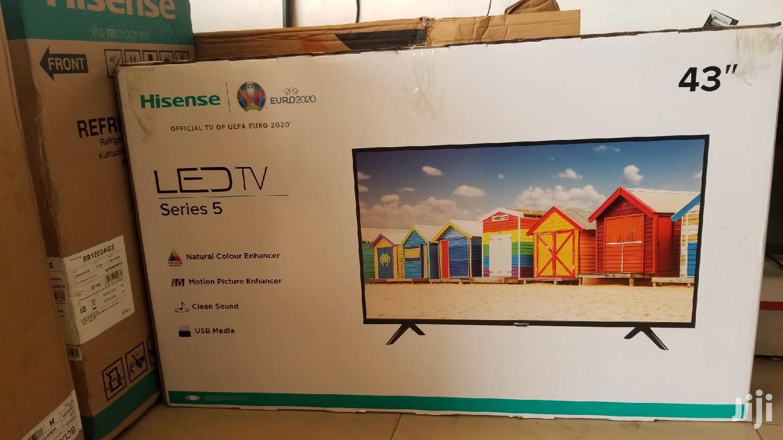 Hisense TV Flatscreen Screen 43 Inches | TV & DVD Equipment for sale in Kampala, Central Region, Uganda