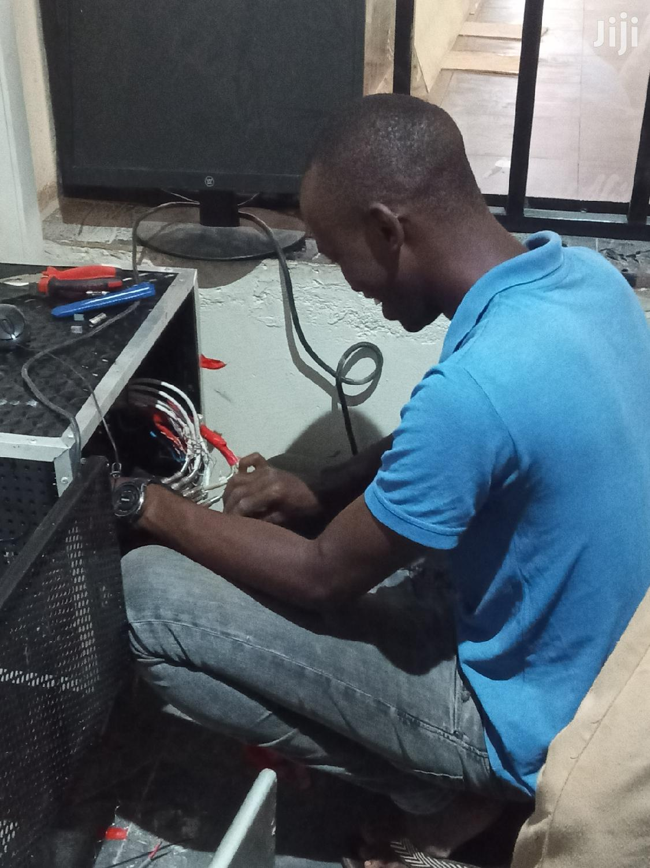 Trainings For CCTV Camera Installation