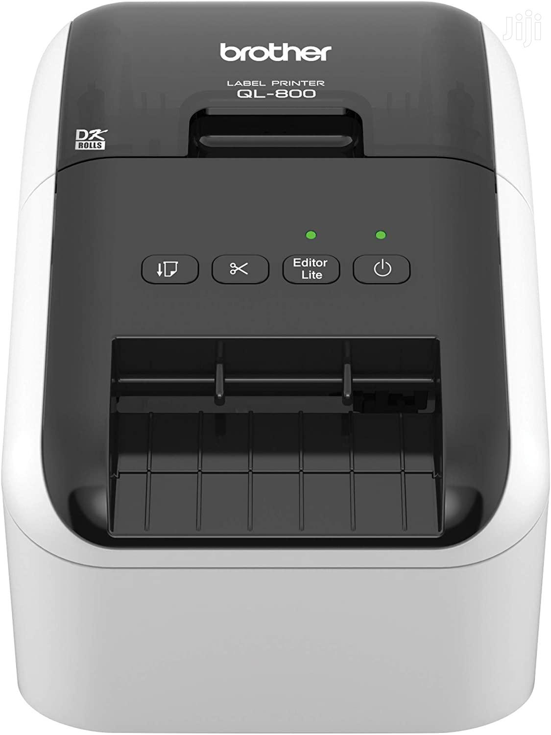 Archive: Brother High-speed Professional Label Printer