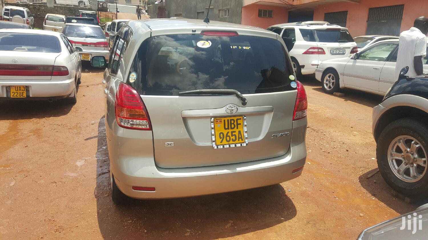 Toyota Spacio 2006 Silver | Cars for sale in Kampala, Central Region, Uganda