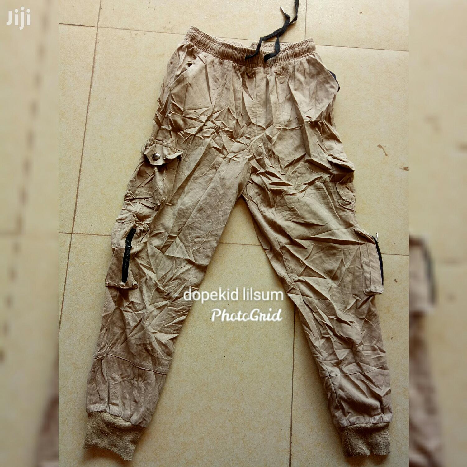 Cargo Pants First Class   Clothing for sale in Kampala, Central Region, Uganda