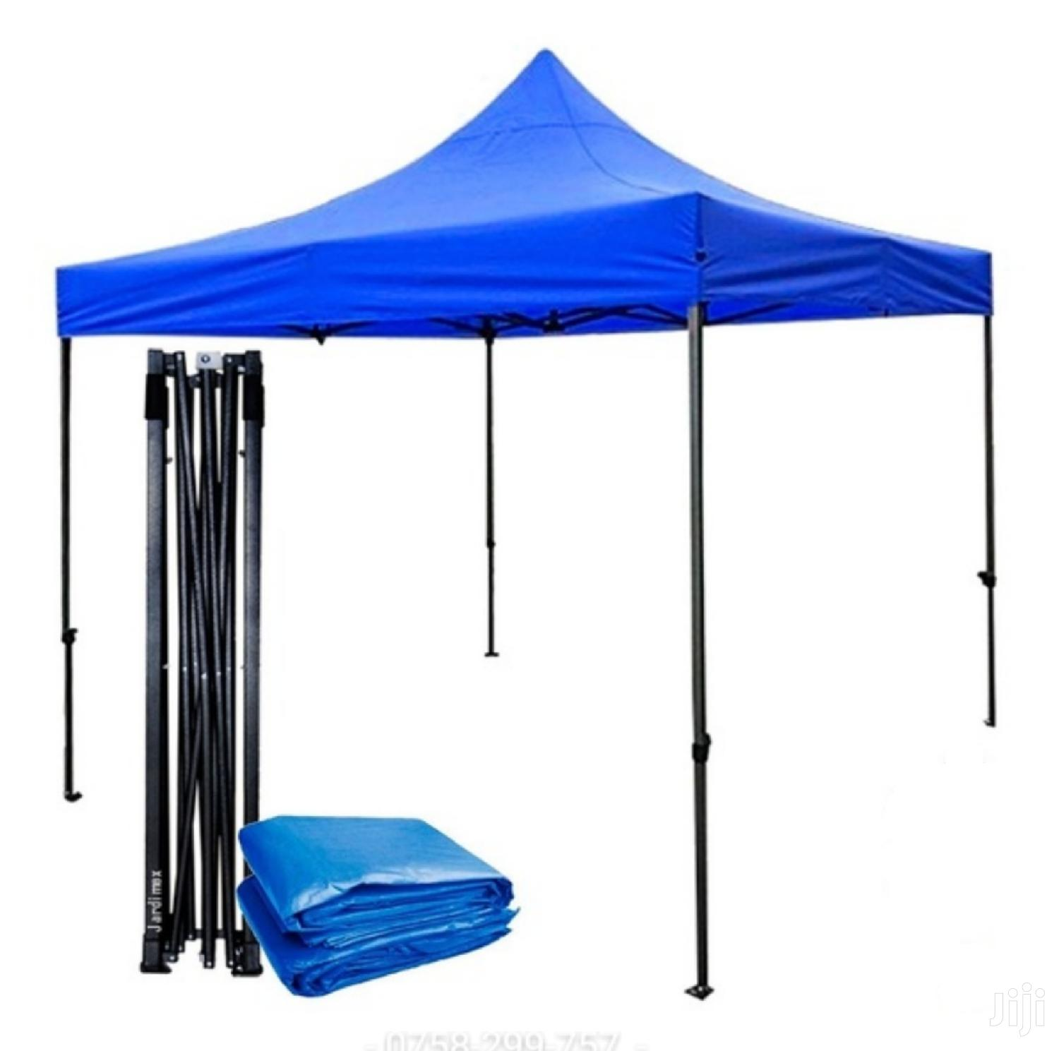 2x2 Meter Exhibition /Show Tent (Blue Only)