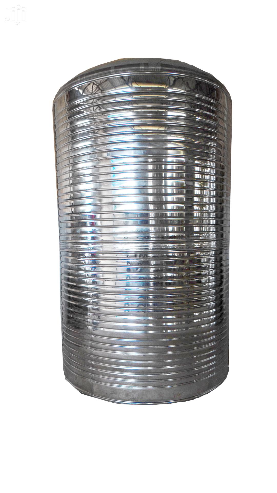 5000 Litres Vertical - Stainless Steel Tanks | Plumbing & Water Supply for sale in Kampala, Central Region, Uganda
