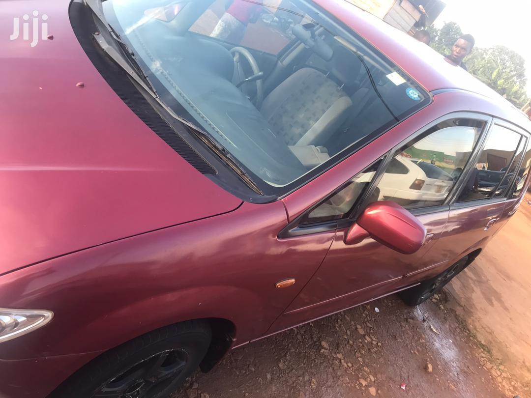 Archive: Mazda Premacy 2003 Red