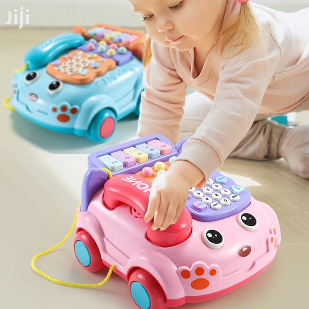 Baby Multifunctional Musical Phone Toy