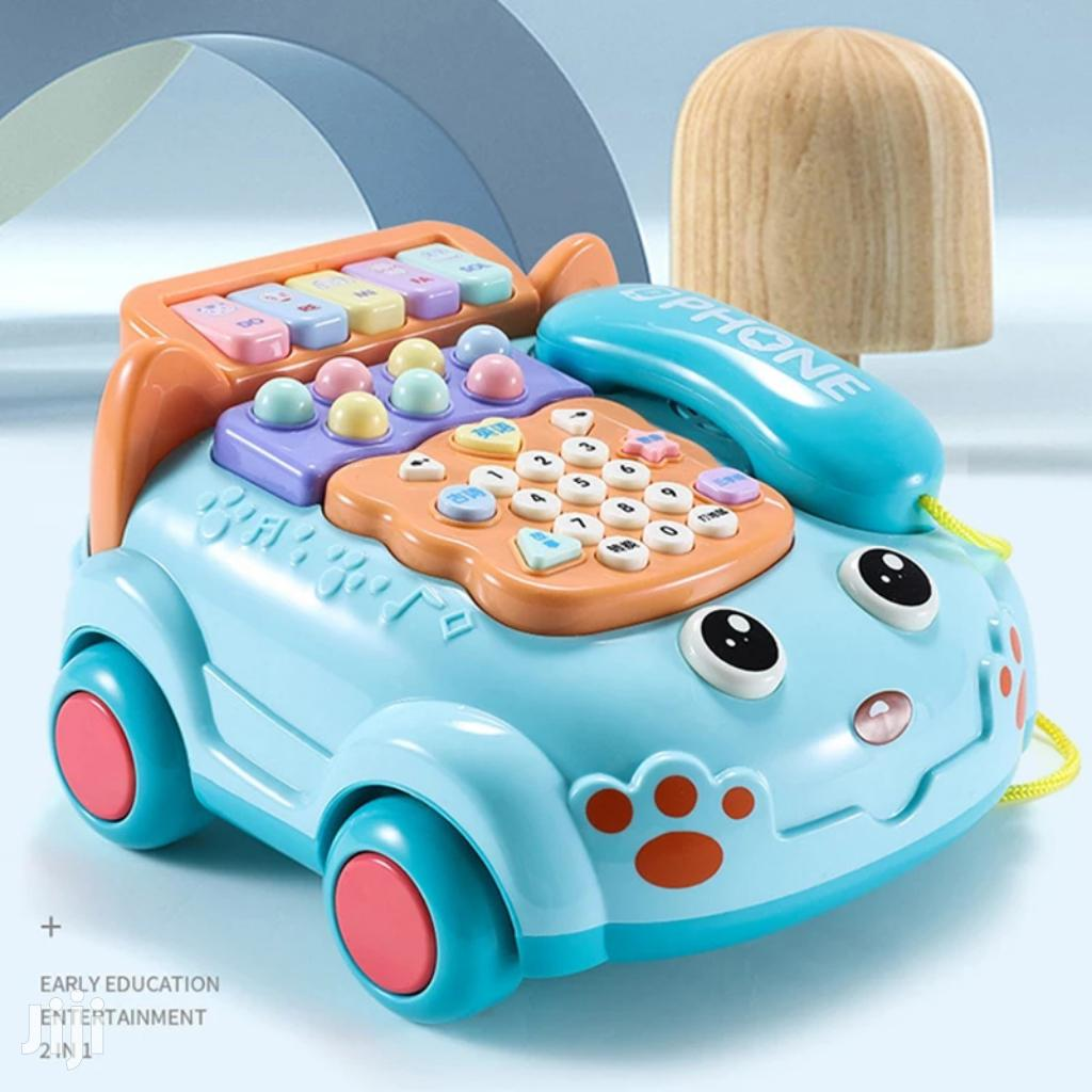 Baby Multifunctional Musical Phone Toy | Toys for sale in Kampala, Central Region, Uganda