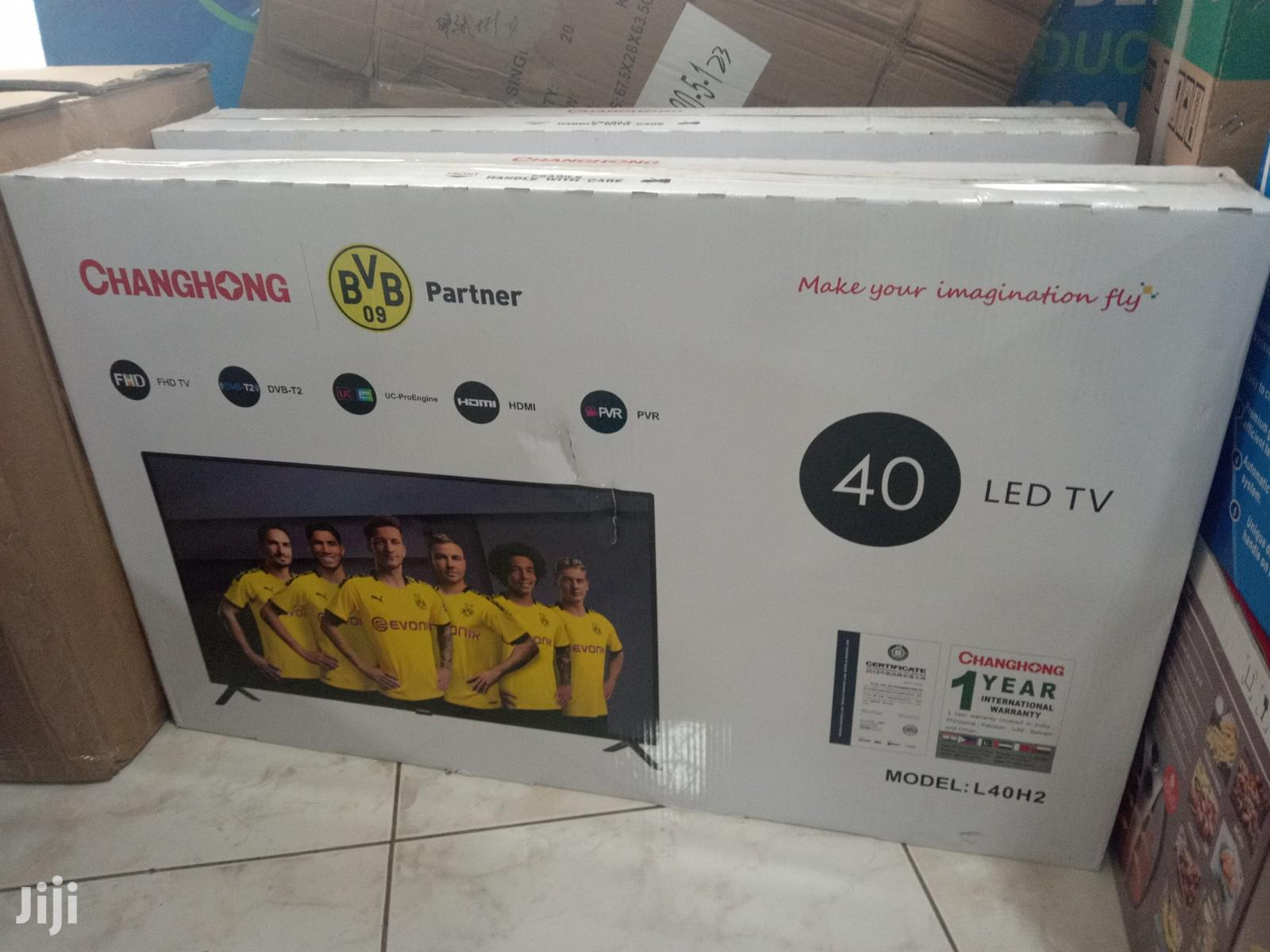 Archive: Changhong 40 Inch Digital LED TV