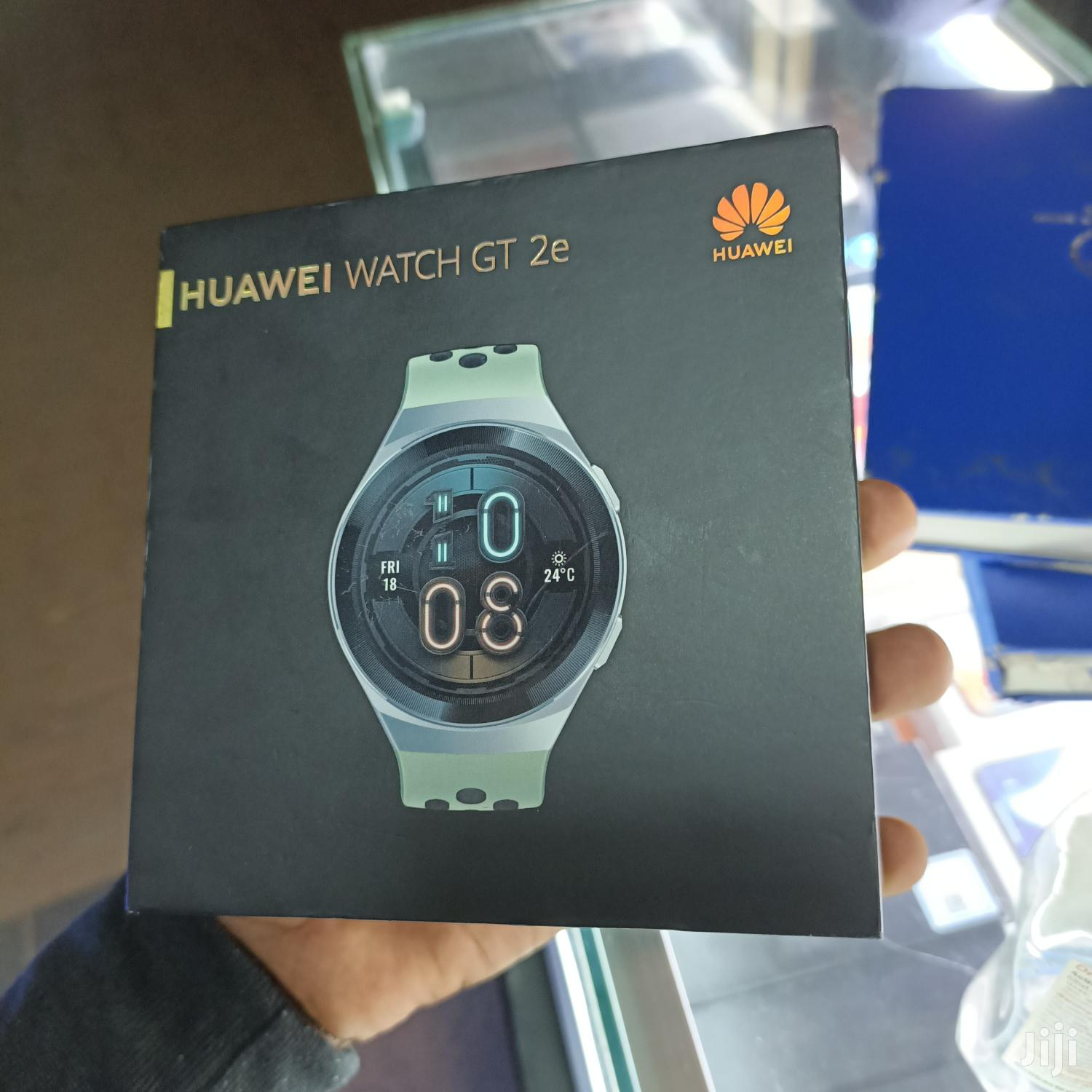 Brand New Huawei Watch GT 2e Powerful Battery | Smart Watches & Trackers for sale in Kampala, Central Region, Uganda