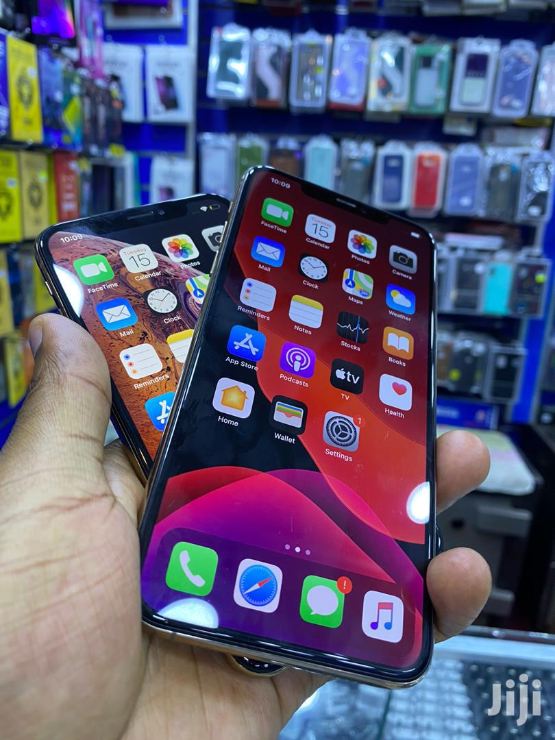 Apple iPhone XS Max 256 GB Gold   Mobile Phones for sale in Kampala, Central Region, Uganda