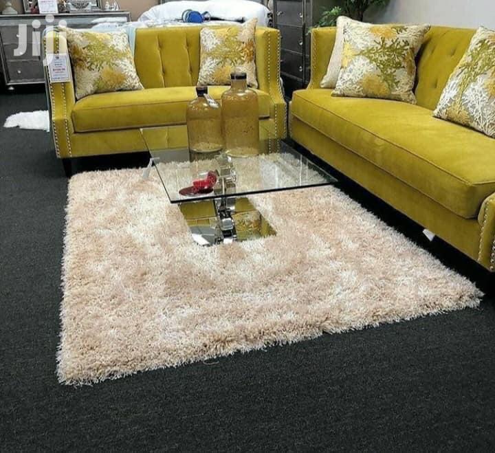 Fluffy Centre Carpets