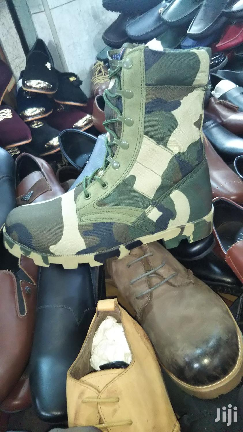 Jungle Boot | Shoes for sale in Kampala, Central Region, Uganda