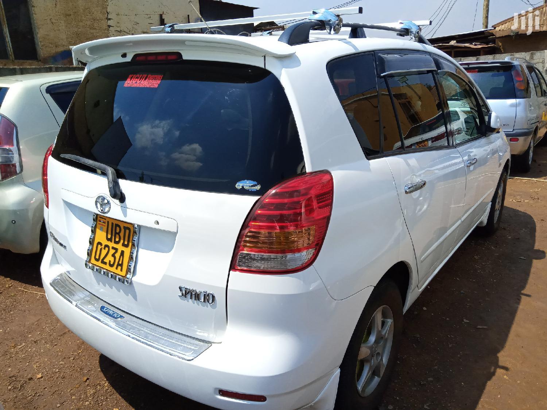 Toyota Spacio 2006 White   Cars for sale in Kampala, Central Region, Uganda