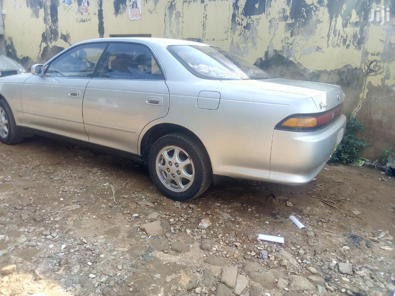 Toyota Mark II 2000 Silver   Cars for sale in Kampala, Central Region, Uganda