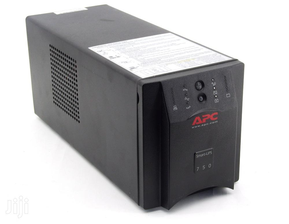 Archive: Smart UPS 750