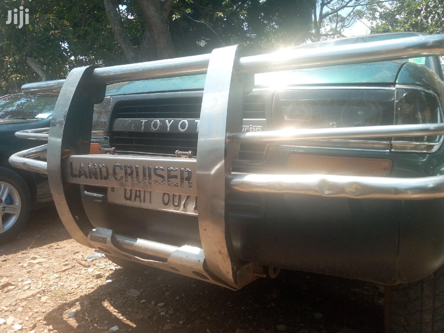 Toyota Land Cruiser 2001 Silver   Cars for sale in Kampala, Central Region, Uganda