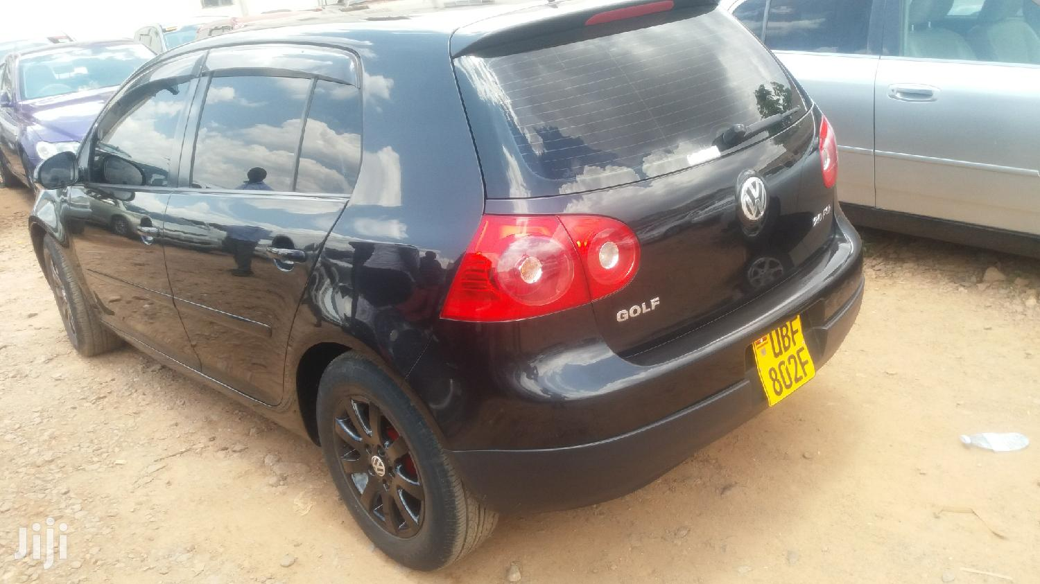 Volkswagen Golf 2005 Black | Cars for sale in Kampala, Central Region, Uganda
