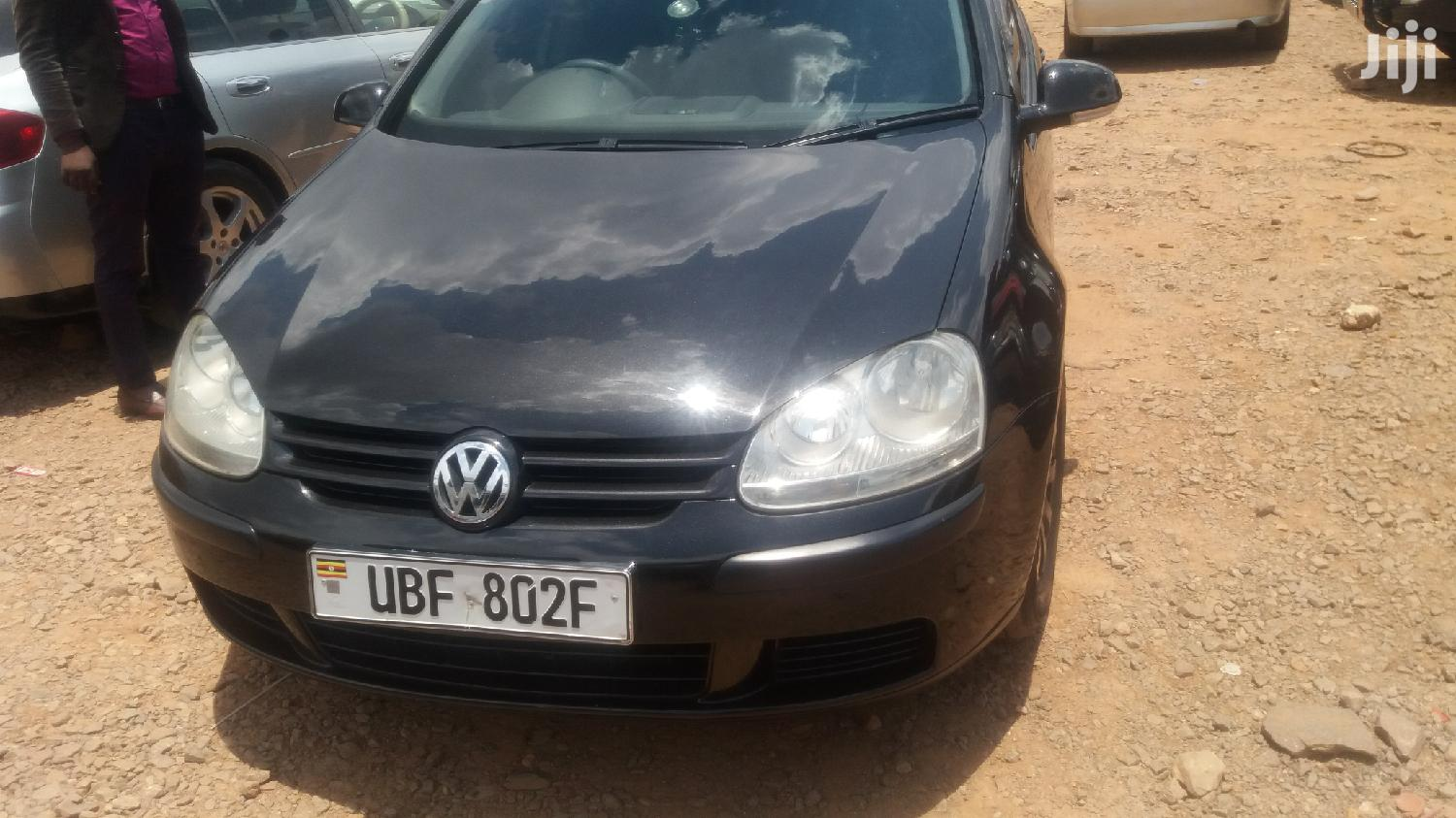 Volkswagen Golf 2005 Black
