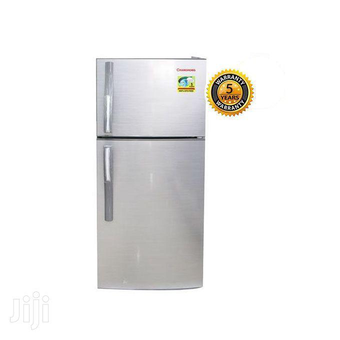 Changhong CD155 Double Door Refrigerator 153L | Kitchen Appliances for sale in Kampala, Central Region, Uganda