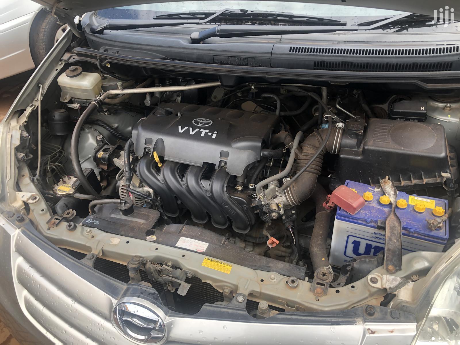 Archive: Toyota Spacio 2005 Silver