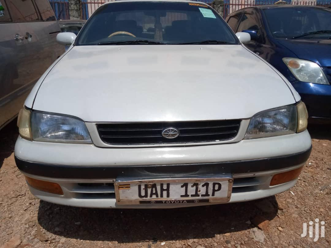 Toyota Corona 1998 White | Cars for sale in Kampala, Central Region, Uganda
