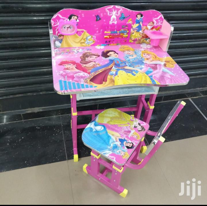Kids Study Table And Chair   Children's Furniture for sale in Kampala, Central Region, Uganda