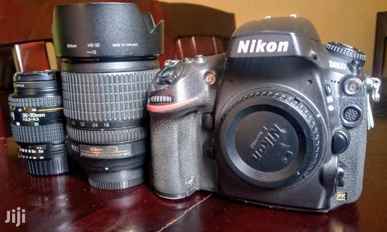Nikon D800 DSLR Camera