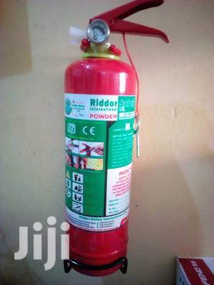 Fire Extinguisher ABC Powder 2Kg   Safetywear & Equipment for sale in Central Region, Kampala