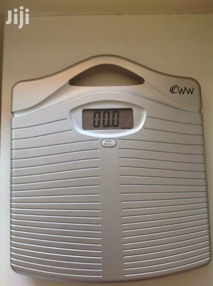 Health Weighing Scale Available Kampala Uganda