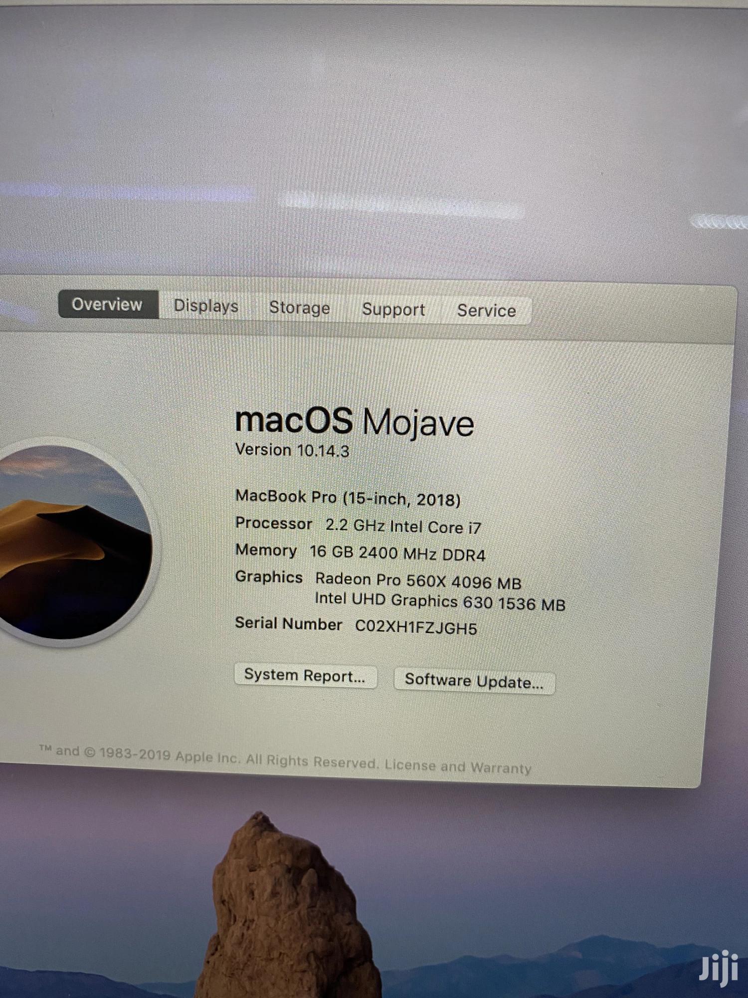 Archive: New Laptop Apple MacBook Pro 16GB Intel Core i7 SSHD (Hybrid) 512GB