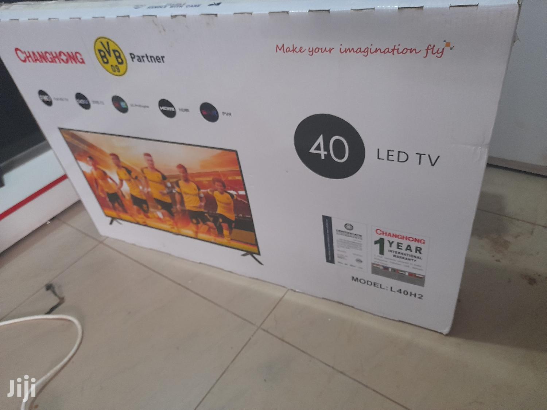 Changhong Digital Led TV 40 Inches