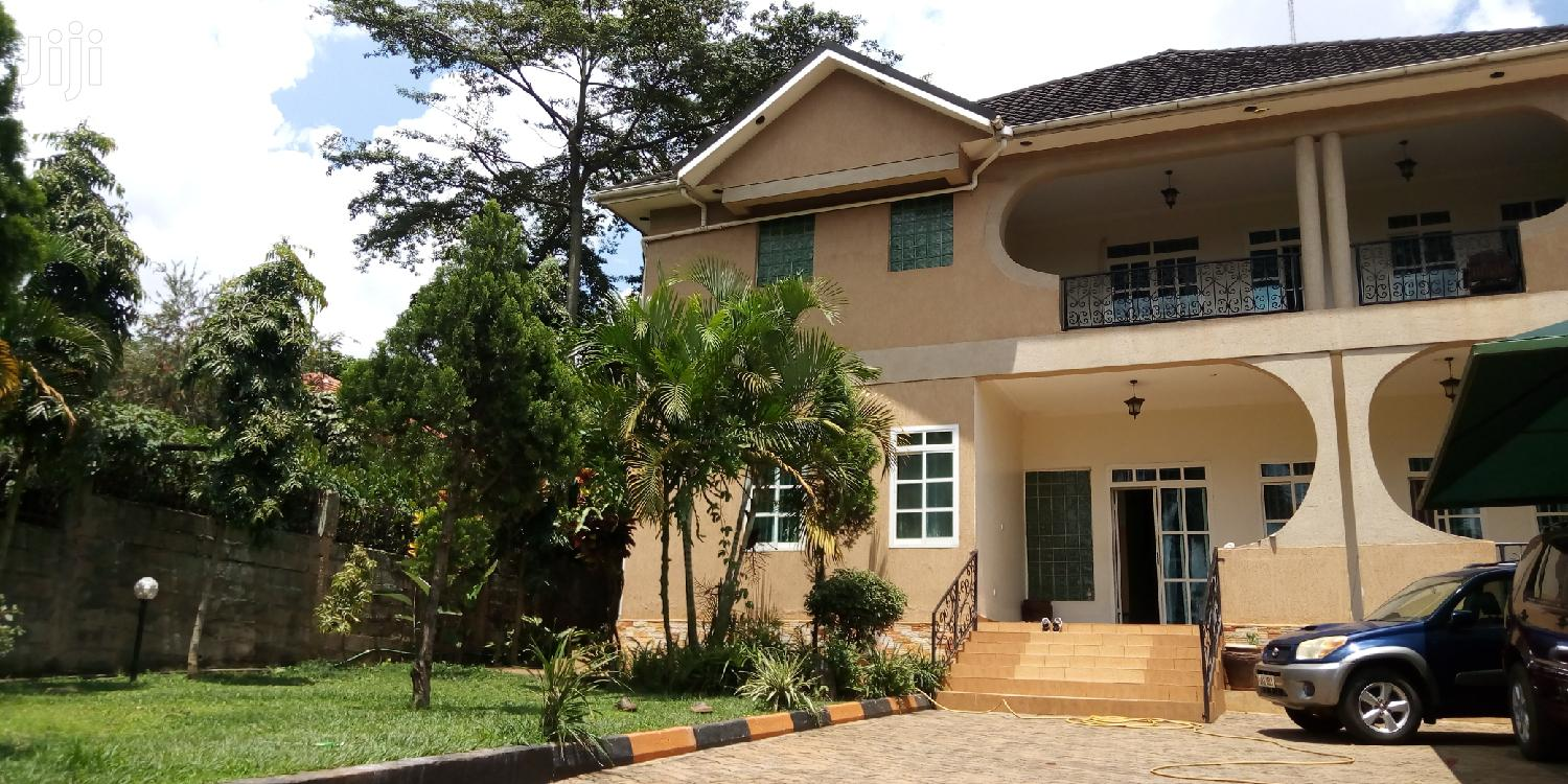 Furnished House Is For Rent In Naguru