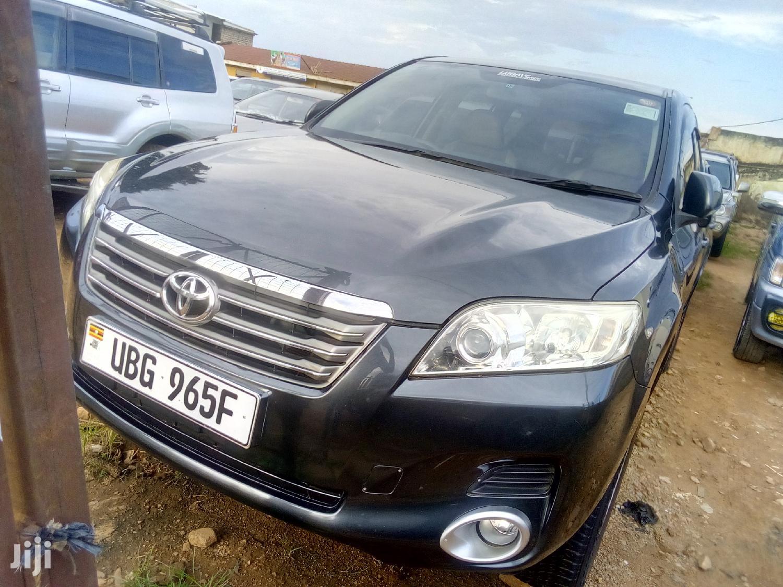 Toyota Vanguard 2007 Black   Cars for sale in Kampala, Central Region, Uganda