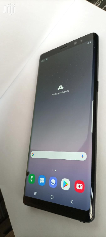 Samsung Galaxy Note 8 64 GB Black | Mobile Phones for sale in Kampala, Central Region, Uganda