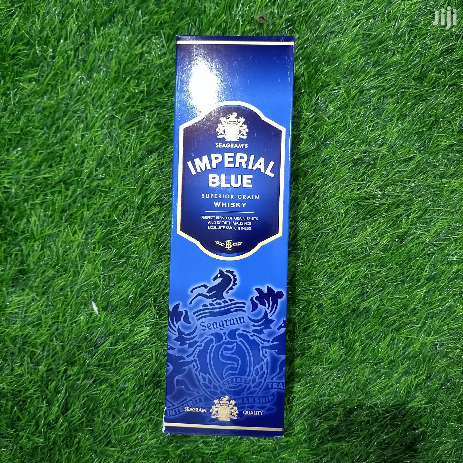 Archive: Imperial Blue 750ML