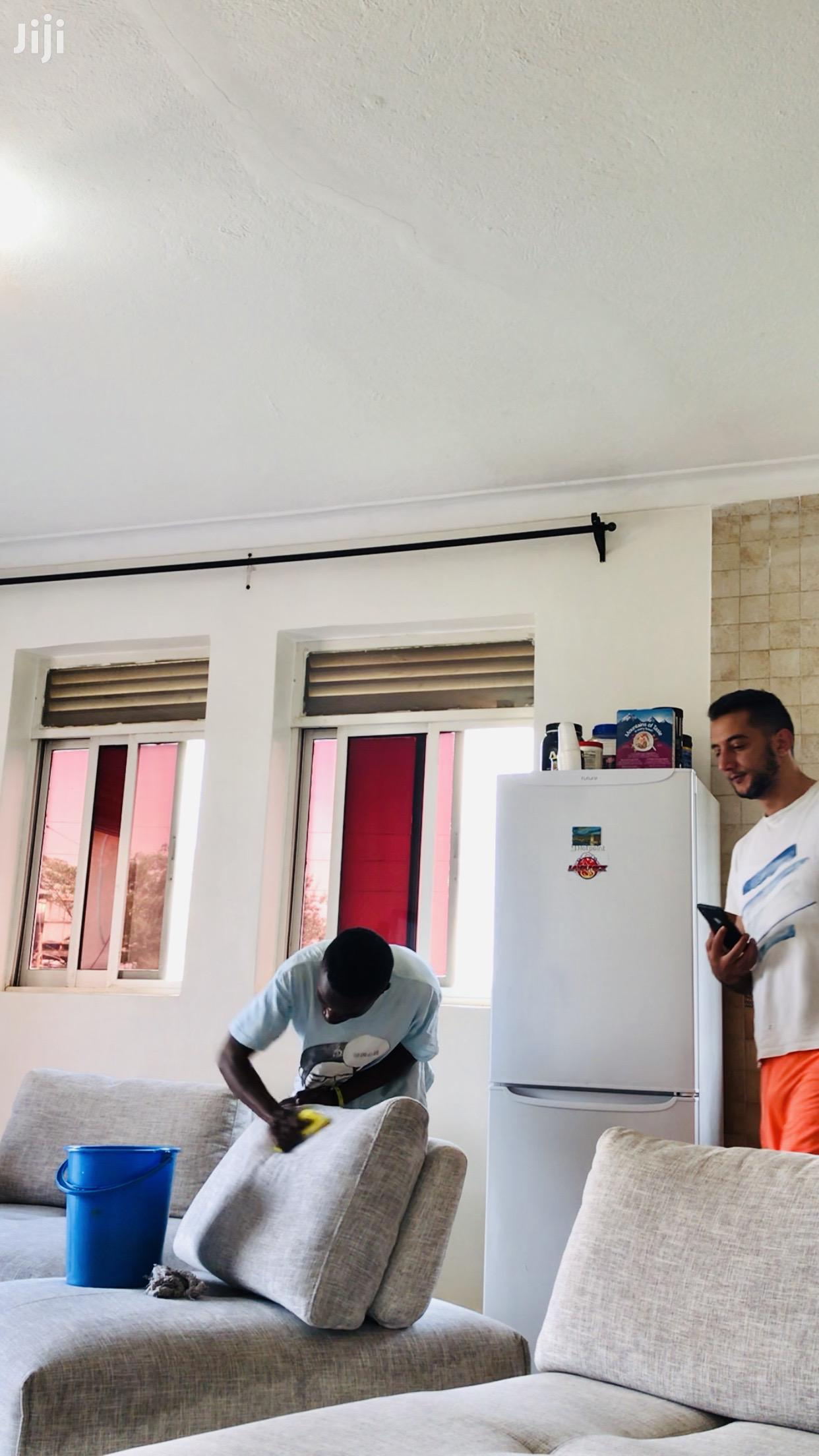Sofa And Carpets Cleaning Service | Cleaning Services for sale in Kampala, Central Region, Uganda