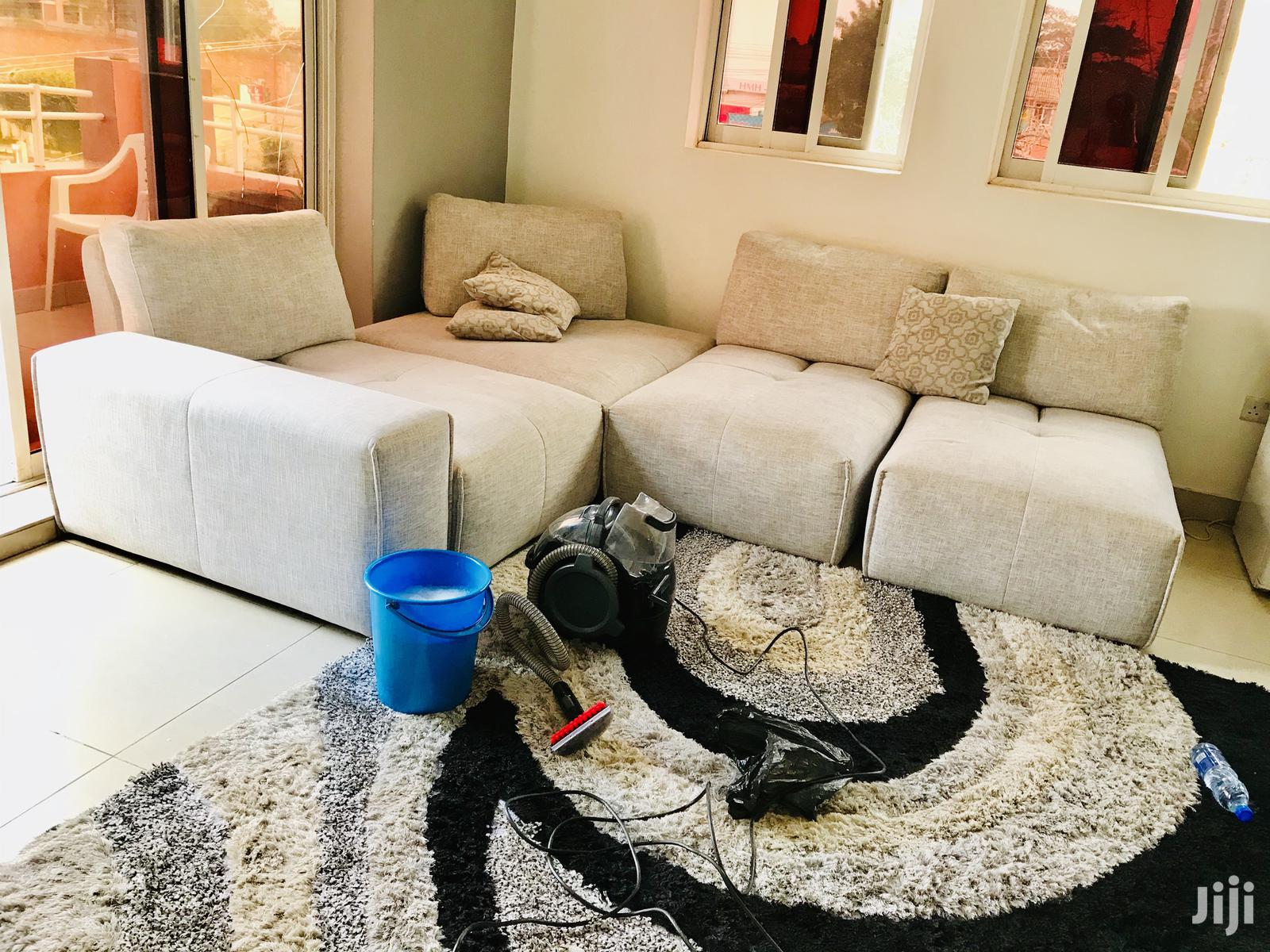 Sofa And Carpets Cleaning Service