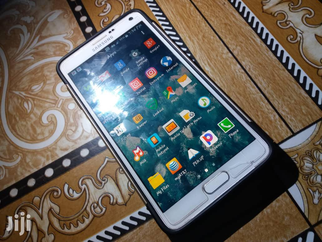 Archive: Samsung Galaxy Note 4 32 GB White