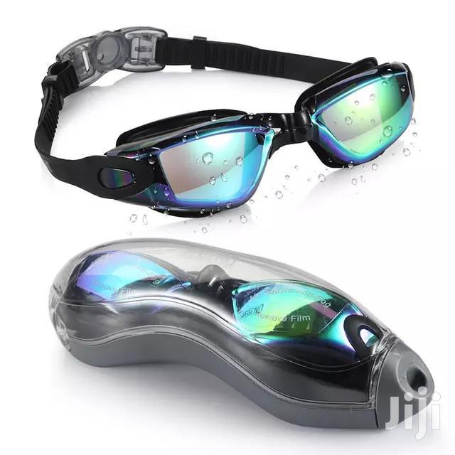 Waterproof UV Swim Diving Water Goggles Eyewear Protection. | Sports Equipment for sale in Kampala, Central Region, Uganda