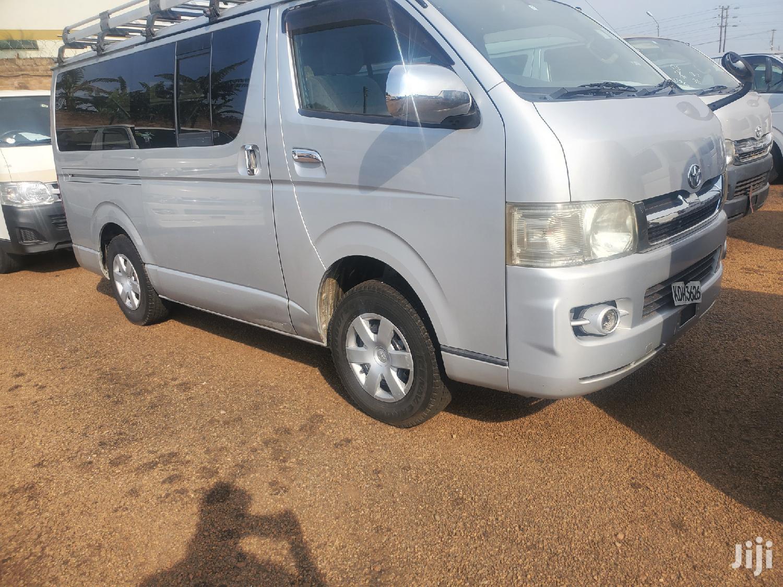 Toyota Hiace 2007   Buses & Microbuses for sale in Kampala, Central Region, Uganda