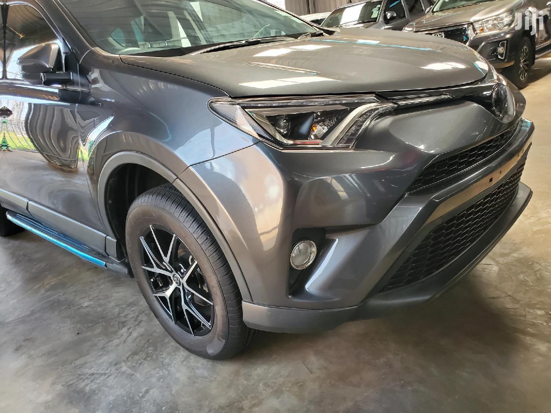 Toyota RAV4 2018 Gray | Cars for sale in Kampala, Central Region, Uganda