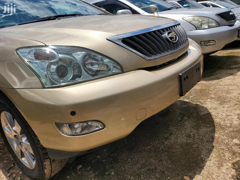 Toyota Harrier 2009 Gold | Cars for sale in Kampala, Central Region, Uganda