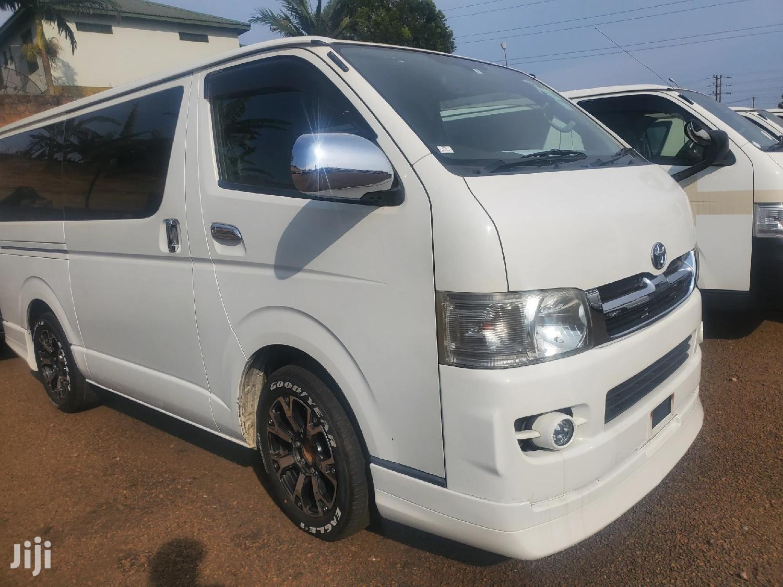 Toyota Hiace 2008 | Buses & Microbuses for sale in Kampala, Central Region, Uganda